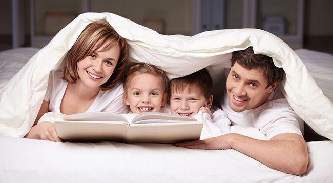 Rodinné čtení knih