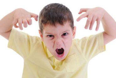 Proč je dětské zlobení přirozené a žádoucí?