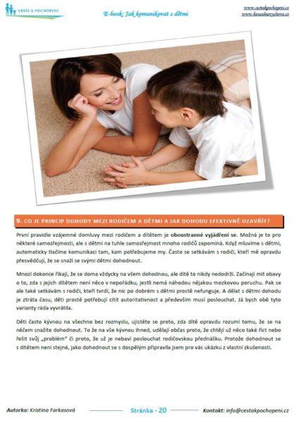 """Ebook """"Jak komunikovat s dětmi"""" - Náhled 2"""