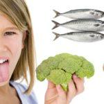 Jak nabízet dětem ryby, brokolici a jiné potraviny, které odmítají