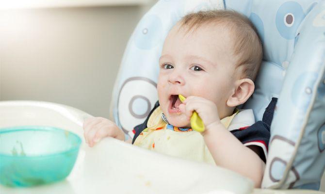 Jak na stravování dětí od jednoho roku do tří let?