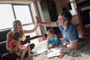 Jak nevyhořet jako rodič