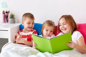 Jak v dětech pěstovat lásku ke knihám
