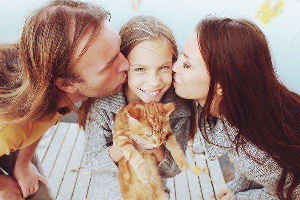 Jak jednat s dětmi, aby nezapochybovaly o naší lásce