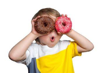 Jak děti připravit na to, že od zítřka už doma nenajdou žádné sladkosti?