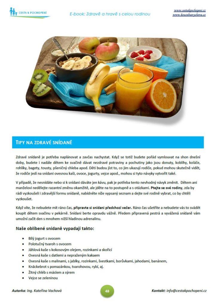 c4f2a1c8a10 Zdravá strava - Jíme zdravě a hravě s celou rodinou